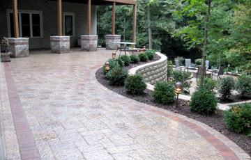 Elegant Smith Massman Designs And Constructs Walls, Patios And Walkways That Can  Add Beauty And Function To Your Outdoor Living Area. From The Old World  Charm Of ...